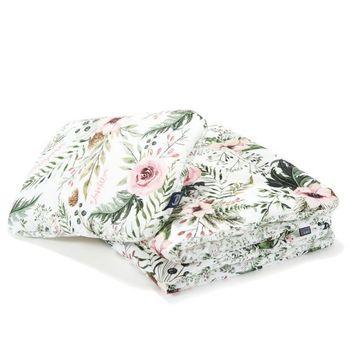 купить Набор подушка+одеяло из хлопка La Millou – Wild Blossom в Кишинёве