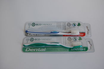 купить зубная щетка DENTAL ANTI-BACTERIAL Sensitive, зубная щетка  DENTAL ANTI-BACTERIAL Parodontit в Кишинёве