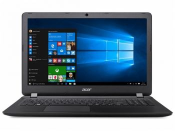 "ACER Aspire ES1-533 Midnight Black (NX.GFTEU.032) 15.6"" HD (Intel® Pentium® Quad Core N4200 up to 2.50GHz (Apollo Lake), 4Gb DDR3 RAM, 500Gb HDD, Intel® HD Graphics 505, w/o DVD, CardReader, WiFi-AC/BT, 3cell, 0.3MP Webcam, RUS, Linux, 2.4kg)"