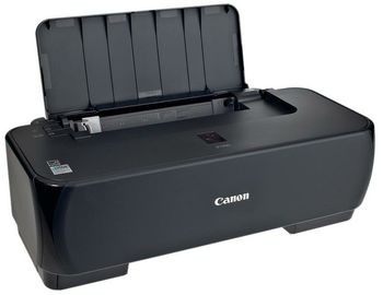 Printer Canon Pixma iP1900 A4, 4800x1200dpi, 21/17ppm, 2 tank, USB2.0 (Cart.PG-37 black-219pgs/PG-40-329pgs; CL-38 color-207pgs/CL-41-312pgs)