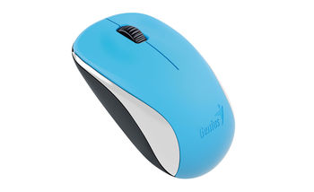 Wireless Mouse Genius NX-7000, Blue