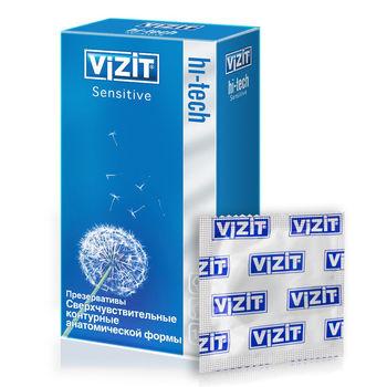 cumpără Prezervative Vizit N12