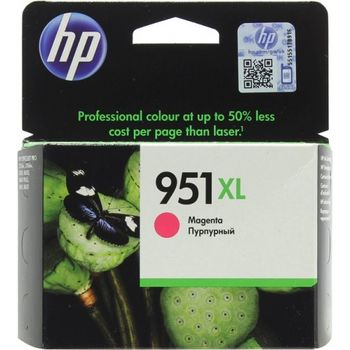 HP 951XL Magenta Officejet Ink Cartridge (1500 pag)