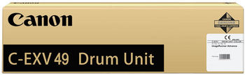 Drum Unit Canon C-EXV49 Black & Color, 75 000 pages A4 at 5% for iR33xx, 35xx Series