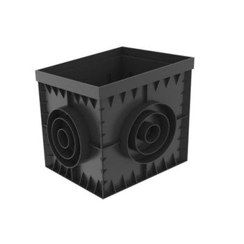 Standartpark Дождесборник PolyMax Basic 300х300мм