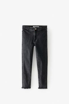 Pantaloni ZARA Negru 5252/603/800
