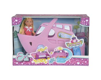 купить Simba Кукла Еви на круизном лайнере, 12 см в Кишинёве