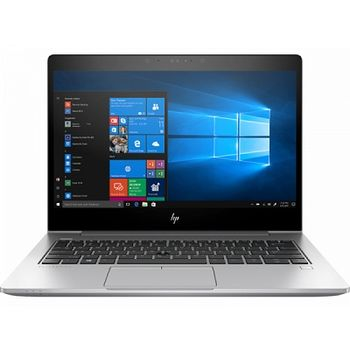 "HP EliteBook 830 13,3"" FullHD +W10P (Intel® Core™ i7-8550U up to 4.0GHz, 16GB DDR4 RAM, 512GB SSD, Intel® UHD 620 Graphics, CR, WiFi-AC/BT4.2, HDMI, USB Type-C™, Dock conect, FingerPrint, 3cell, IR HD Webcam, Backlit KB, Win10 Pro, 1.33kg)"