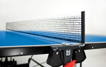 Теннисный стол с сеткой Outdoor Sponeta S1-73 e 4 мм (blue) (3648)