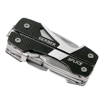 купить Мультитул Gerber Splice Pocket Tool, black, 31-000013 в Кишинёве