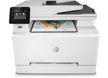 "All-in-One Printer HP LaserJet Pro MFP M428dw, White, A4, 38ppm, 256MB, Duplex, 50 sheet ADF, 1200dpi, 2.7"" touch display, up to 80000 pag, WiFi Direct,Hi-Speed USB 2.0,Gigabit Ethernet,Wireless 802.11,PCL 5,6;Postcript 3,ePrint, AirPrint (CF259A/X)"