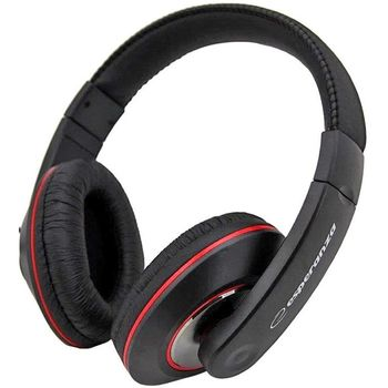 Esperanza EH-121 stereo audio headset with volume control, 5m cable lenght