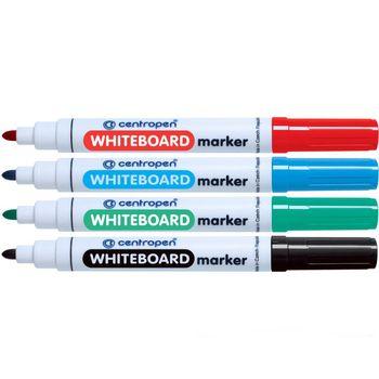 Маркер Centropen Whiteboard, Чёрный 2,5 мм