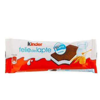 cumpără Kinder Felie de Lapte, 1 buc. în Chișinău