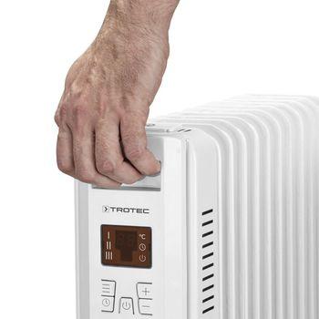 Масляный радиатор TRH 26 E
