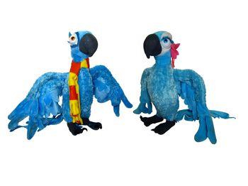 """Игрушка мягкая плюшевая """"Попугай Rio"""" 27cm"""