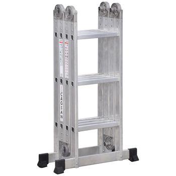 купить Шарнирная лестница (4x3ст) HR012 в Кишинёве