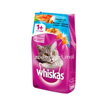 cumpără Whiskas cu somon 1.9 kg în Chișinău