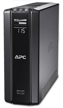 APC BR1200GI Power-Seving Back-UPS Pro 1200VA, 230V