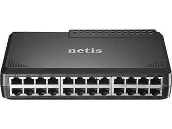 """cumpără 24-port 10/100Mbps Desktop Switch  Netis """"ST3124P"""", Plastic Case în Chișinău"""