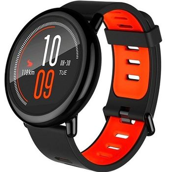 "Xiaomi ""Amazfit Pace"" Black, 1.34"" Touch Display, 512MB/4GB, GPS, Time, Notification for incoming calls, Heart Rate, Steps, Alarm, Distance Display, Average Daily Steps, Weather, Notifications, IP67, Up to 11 days, BT4.0, 53.7g"