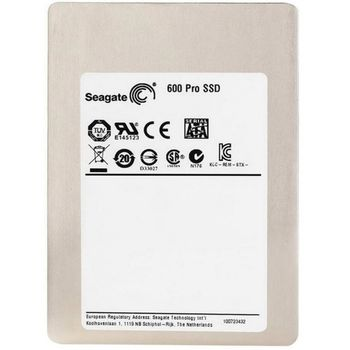 "2.5"" SSD 200GB  Seagate 600 Pro Enterprise MLC, Recertified, SATAIII, Sequential Reads: 520 MB/s, Sequential Writes: 450 MB/s, Maximum Random 4k: Read: 85,000 IOPS / Write: 30,000 IOPS,  7mm, Aluminum Case, Quad-Core Controller, NAND MLC, Bulk"