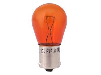 купить Лампа  12V 21W BAU15s Amber в Кишинёве