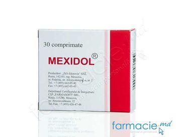 купить Mexidol comp. 125 mg N30 в Кишинёве