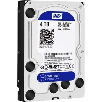 """3.5"""" HDD 4.0TB  Western Digital WD40EZRZ Caviar® Blue™, 5400rpm, 64MB, SATAIII"""