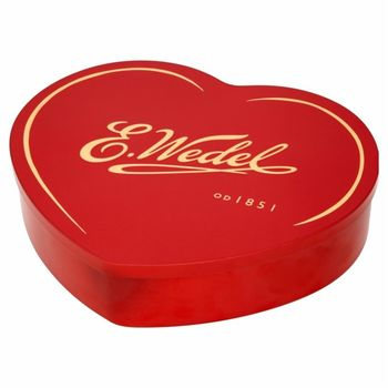 Молочный шоколад Wedel from Heart, 263г