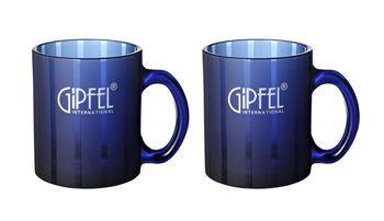 Чашка GIPFEL GP-7927 (стеклянная 2 шт)
