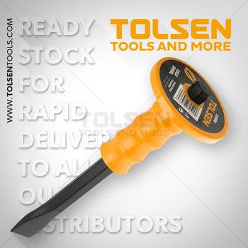 купить Зубило лопатка с ограничителем  22*16*250mm Tolsen в Кишинёве