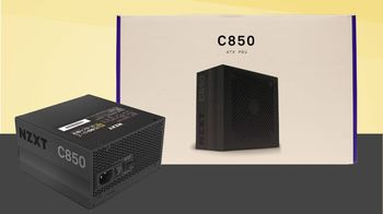 Power Supply ATX 850W NZXT C850, 80+ Gold