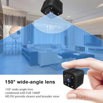 купить Шпионская беспроводная скрытая камера-шпион - Встроенная батарея, ночного видения и обнаружения движения. в Кишинёве