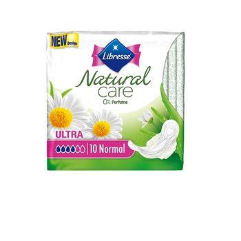 купить Libresse прокладки Natural Care Normal, 10шт в Кишинёве
