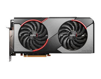 MSI Radeon RX 5600 XT GAMING X 6G  /  6GB GDDR6 192Bit 1750/12000Mhz, RDNA, SP: 2304Units(36CU), 1x HDMI, 3x DisplayPort, TWIN FROZR 7 Thermal design (Zero Frozr/Airflow Control Technology), TORX FAN 3.0, RGB Mystic Light, Retail