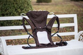 cumpără Rucsac ergonomic Nap Bag by Bagy Hot Chocolate în Chișinău