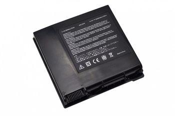 Battery Asus A42-G74 LC42SD128 G74 G74J G74S G74SX G74SW G74JH G74SX-XR1 G74SX-XC1 G74SX-FHD-TZ048V G74SX-XA1 14.4V 5200mAh Black