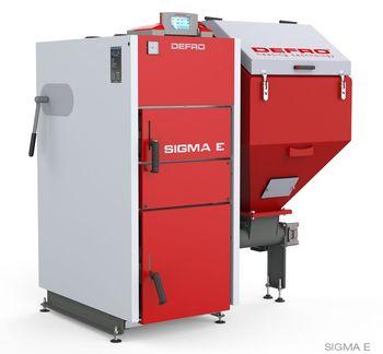 DEFRO SIGMA E 12 kW