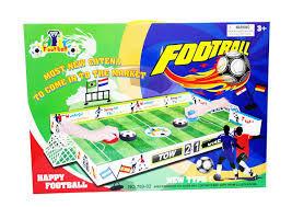 cumpără Joc de masa fotbal pt copii 789-02 X (50*70cm, carton) (3537) în Chișinău