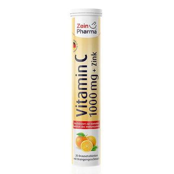 cumpără Vitamina C 1000mg + Zn 10mg comp.eferv. portocala N20 în Chișinău