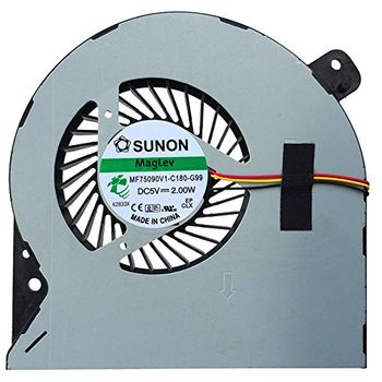 CPU Cooling Fan For Asus K55 X55 (AMD) (3 pins)
