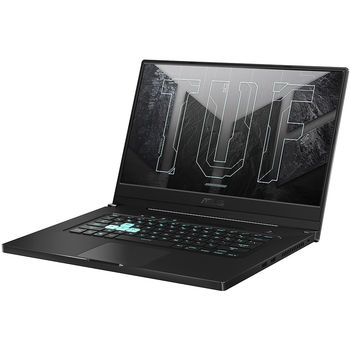 "Laptop 15.6"" ASUS TUF Dash F15 FX516PR, Intel i7-11370H 3.3-4.8GHz/16GB DDR4/M.2 NVMe 512GB SSD/GeForce RTX3070 8GB GDDR6/WiFi 6 802.11ax/BT5.1/USB Type C/HDMI/Backlit RGB Keyboard/15.6"" FHD IPS LED-backlit 144Hz (1920x1080)/NoOS/Gaming FX516PR-HN002"