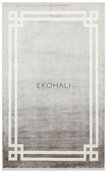 Ковёр EKOHALI Baroque BR 01 Grey White