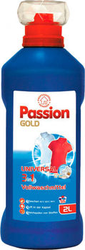 Гель для стирки  Passion Gold  2l 3in 1 Delicate с новой формулой