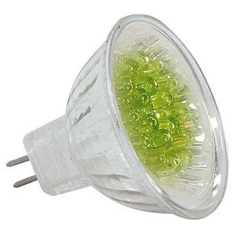 Horoz Electric Лампа LED JCDR 1.2W зеленый