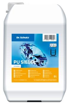Lac bicomponent din poliuretan PU SEALER mat Dr. Shutz