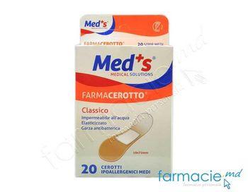 """купить Emplastru poliuretan """"Farmacerotto"""" 19x72mm N20 (2000000946M) (TVA 20 %) в Кишинёве"""