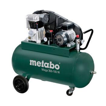купить Компрессор Metabo Mega350-100W 2    2Kw,220V в Кишинёве