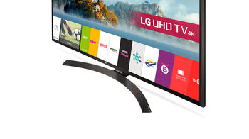 купить TV LED LG 49UJ635V, Black в Кишинёве